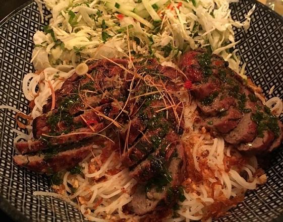 Vietnamees genieten bij BÚN!